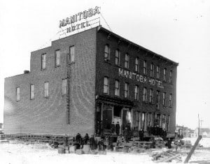 The Manitoba Hotel, Fort William