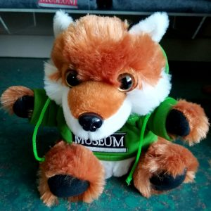 Red Fox Plushie